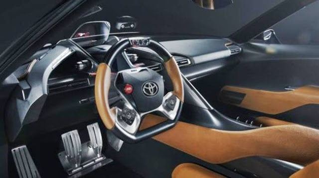 2018 Toyota Echo Interior