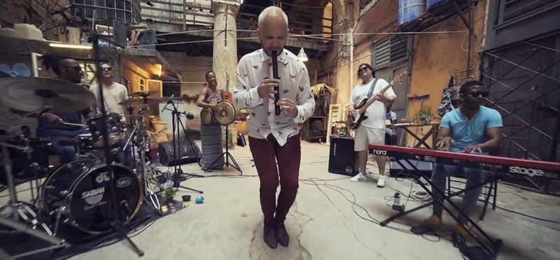 Rodrigo Sosa - ¨Suite Quenística¨ - Videoclip - Dirección: Andy Ruiz. Portal Del Vídeo Clip Cubano - 01