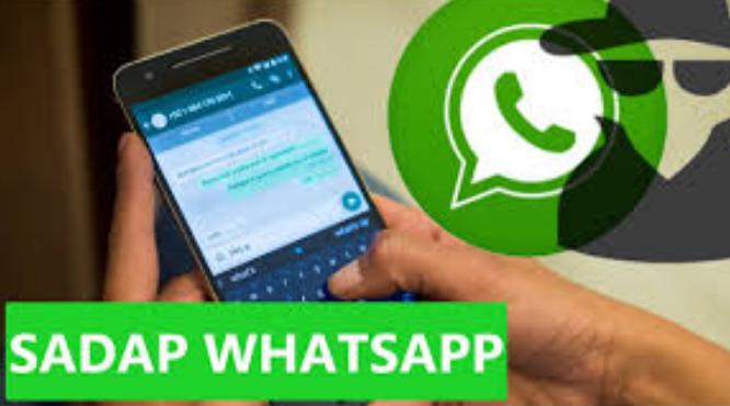 Cara Mudah Sadap Whatsapp Korban Jarak Jauh 100% Work