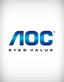 aoc vector logo, aoc, vector, logo, computer, pc, laptop, internet, web, browser, software, accessories