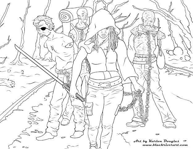 Jason Voorhees Next Victim  Warhammer Tali Zorah  Purchase Karlon Douglas Coloring  Books