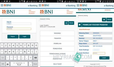 Cara Menggunakan Aplikasi BNI Experience di Android