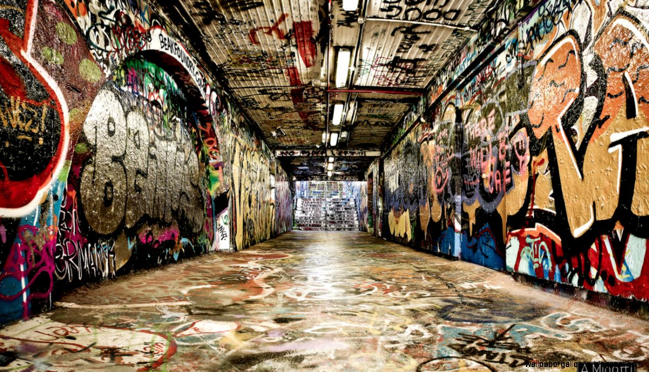 Hip Hop Graffiti Wallpaper Hd: Graffiti Street Art Wallpaper Hd