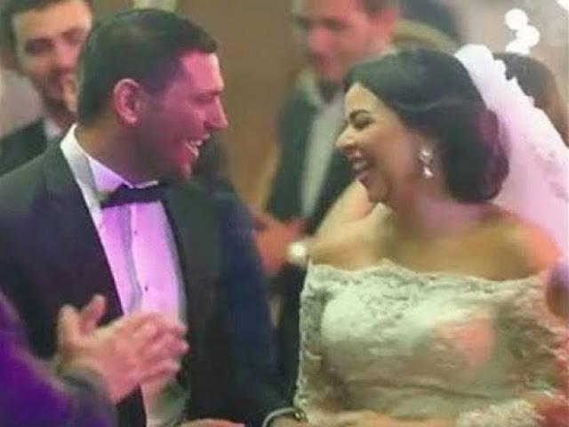لن تصدق كم بلغ تكلفة حفل زفاف حسن الردّاد وايمي سمير غانم؟ مبلغ خيالي  ..