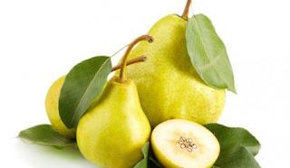 10 Manfaat buah pir untuk kesehatan