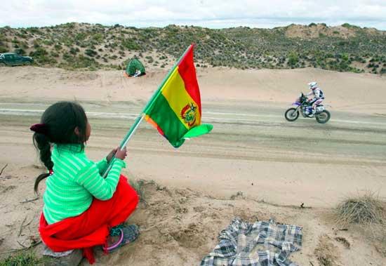Dakar 2018 saldría nuevamente por Villazón