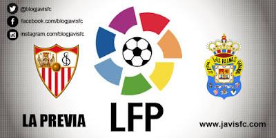 Previa Sevilla FC Vs UD Las Palmas