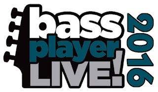 George Porter Jr, Billy Sheehan and John Taylor among attendees at Bass Player Live on October 22 and October 23