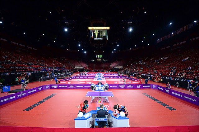 Mhtabletennis The Top 10 Places To Play Ping Pong
