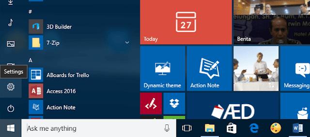 Cara Reset Data Aplikasi Windows 10 tanpa Instal Ulang Aplikasi