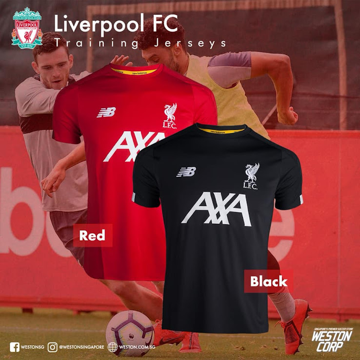 online retailer 82cd6 741cc New Sponsor: Full Liverpool 19-20 Training + Pre-Match ...