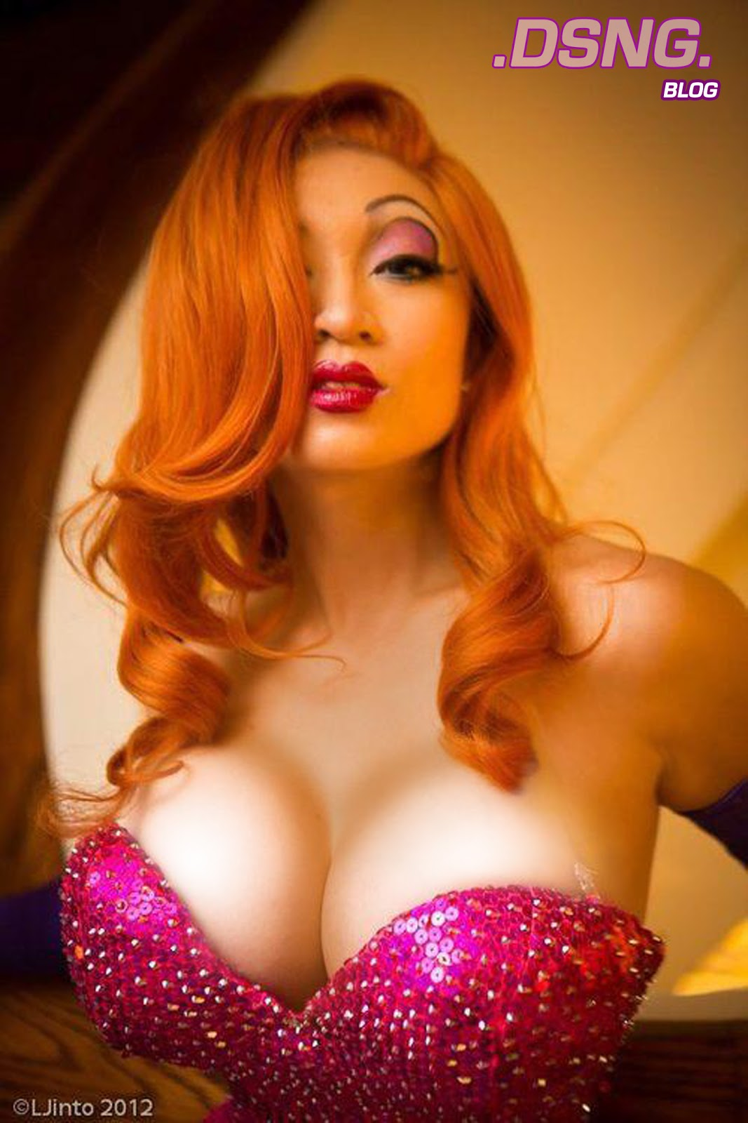 Sexy cartoon tits