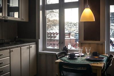 De campings en Noruega - Alojamiento en Bergen