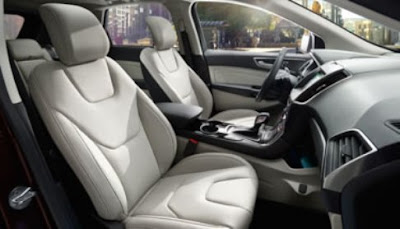 2016 Ford Edge Titanium Features