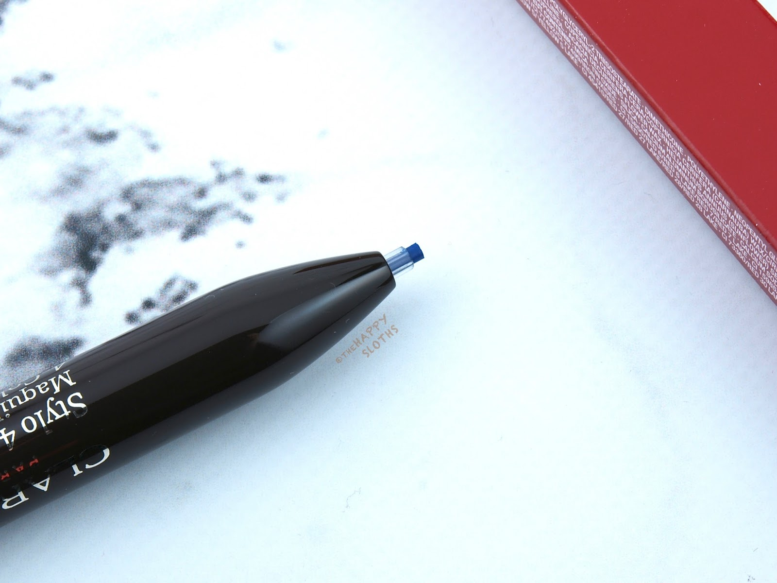 Clarins Stylo 4 Couleurs All-in-One Pen: Review and Swatches
