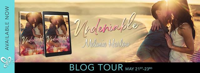 Czytam w oryginale | Melanie Harlow — Undeniable