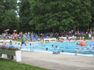 Scarsdale Community Outdoor Pool