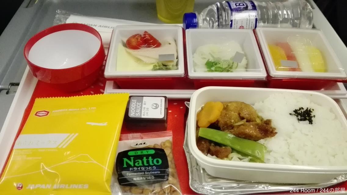 JAL-flight-meal JAL機内食