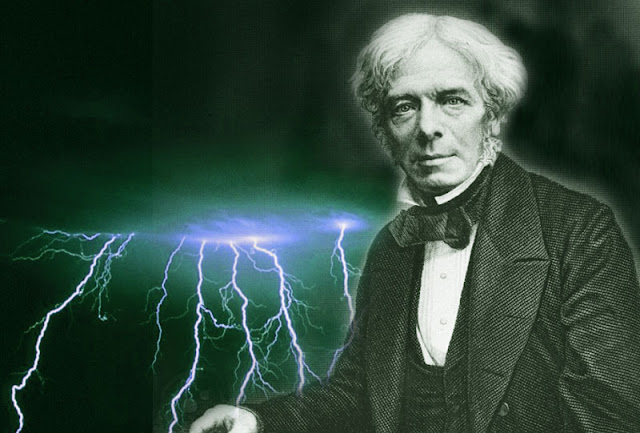 Foto Michael Faraday
