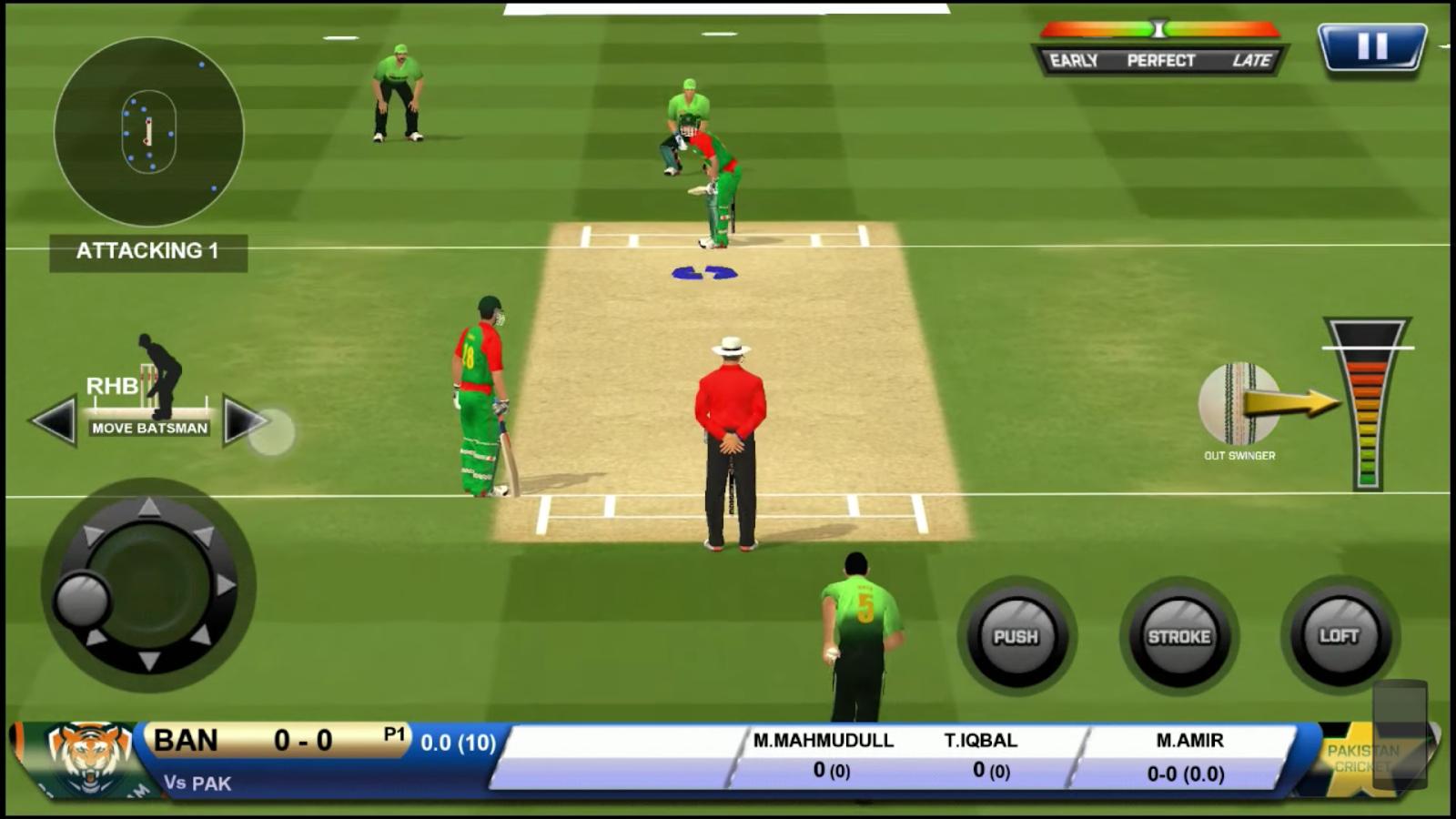 Real Cricket™ 18 (APK & DATA)