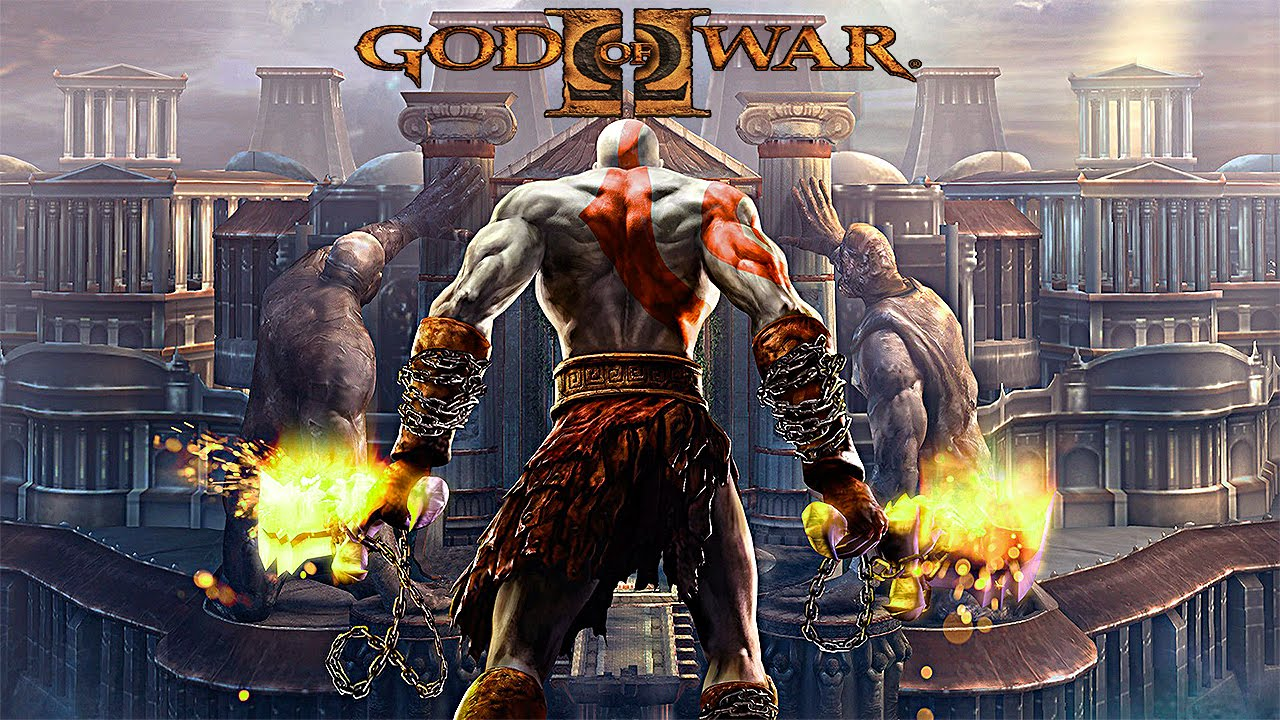 Download God of war 2 on Android in mb - Play the games