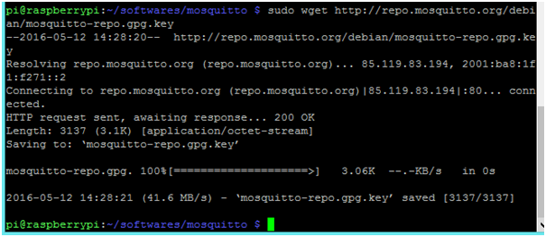 IOT: Install MQTT Mosquitto on Raspberry Pi and Test with