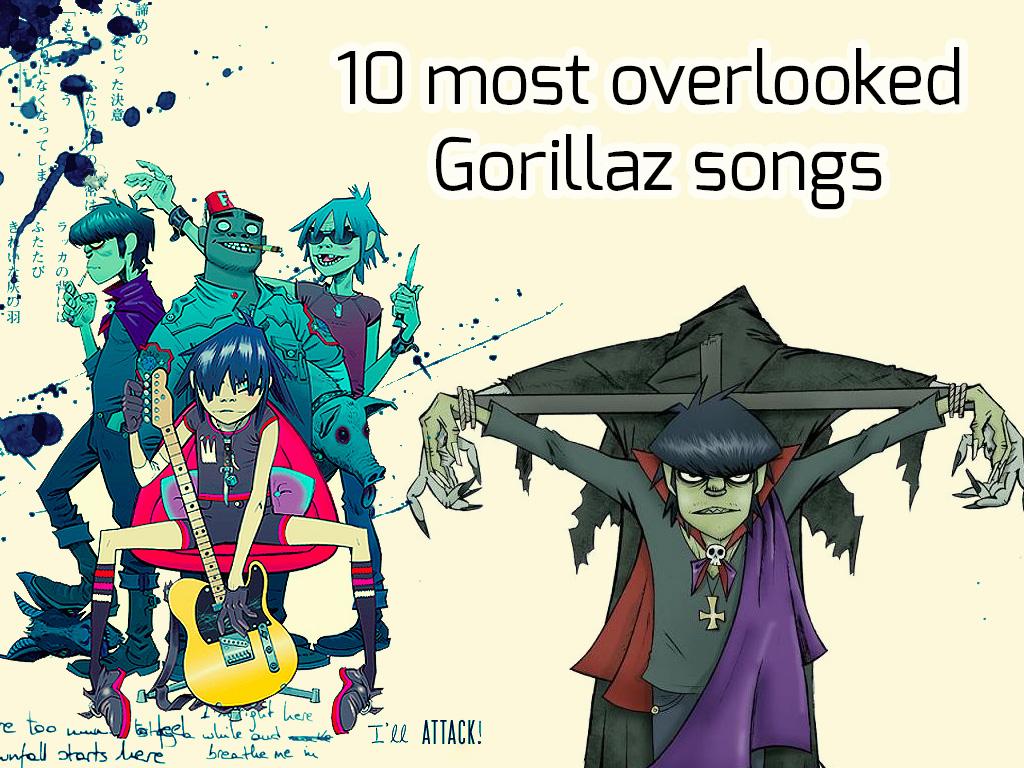 BlurBalls - Throwing YOU the latest Blur, Gorillaz and Damon Albarn news