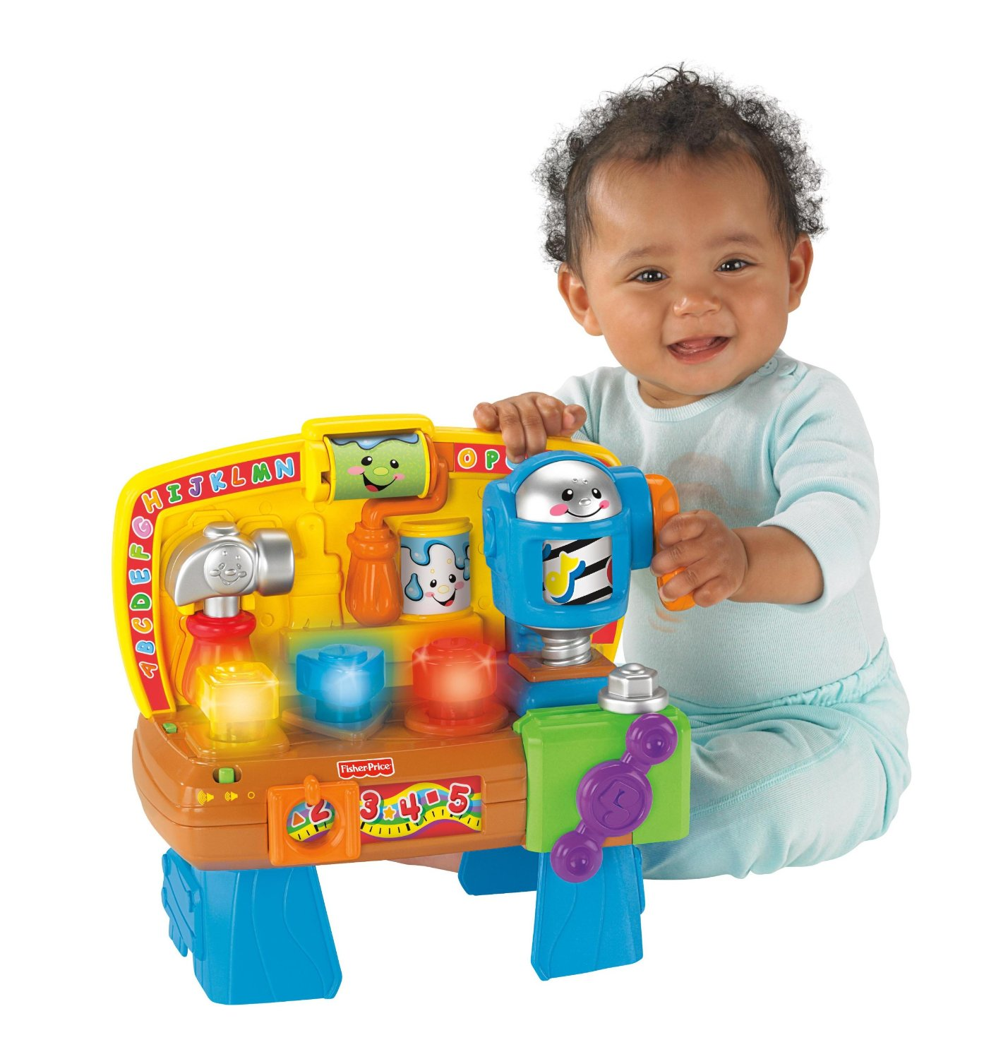 Educational Toys For 6 Months To 1 Year