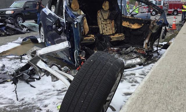 Tesla Admits Autopilot Was Active In Fatal Model X Crash