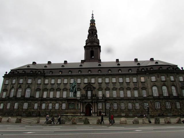Christiansborg Slot, Copenhagen