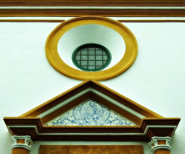 Igreja Matriz São José, Santa Catarina:  foi construída em 1750