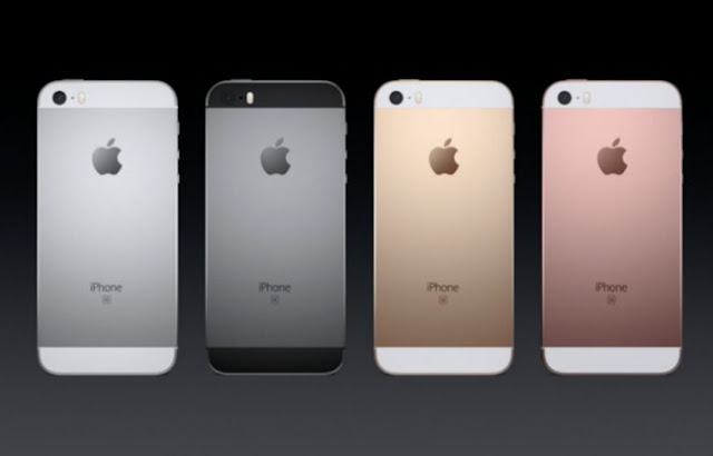 L'iPhone SE sera commercialisé le 31 mars