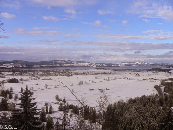 Panoramica desde el castillo del rey loco
