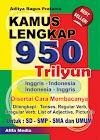 Kamus 950 Lengkap Trilyun Kecil Index | Rp. 18.500,-