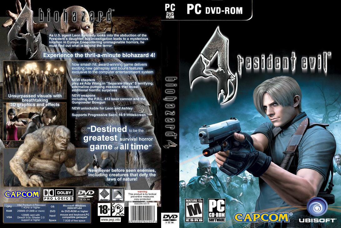 Resident Evil 4 PC Español Mega ~ Gamer San