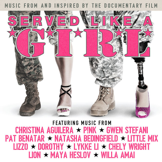 Various Artists - Served Like a Girl (Music from and