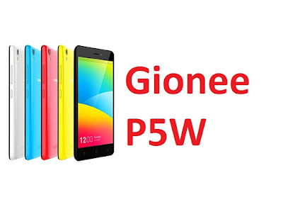 How to root Gionee P5W running Android 6.0