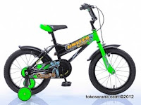Sepeda Anak United Robo-X