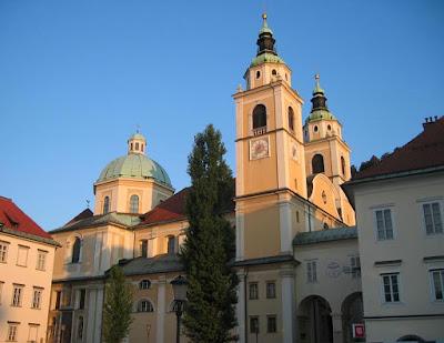 Catedral de Ljubljana
