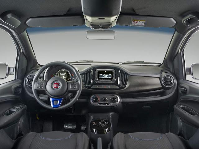 Fiat Uno 2016 - recall