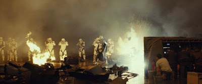 Star Wars Los últimos Jedi detrás de las cámaras