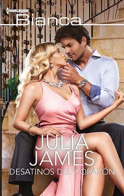 Julia James - Desatinos Del Corazón