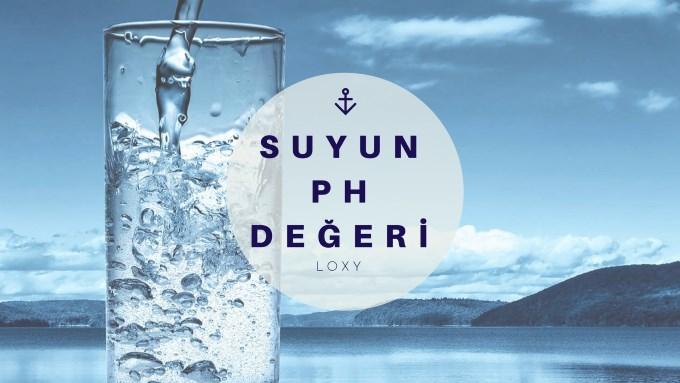 Suyun Ph Değeri Kaç Olmalı