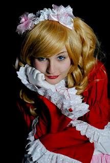 Anime Friends - Cosplay de Elizabeth Ethel Cordelia Middleford