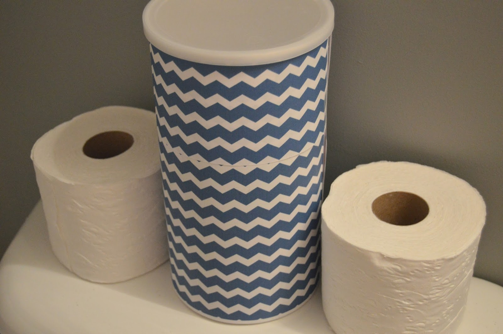 Pop Two Rolls In Seal It Up And Conveniently Place Within Bathroom For Future Use Our Toilet Paper