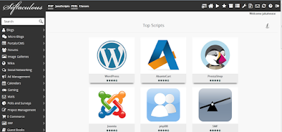 Cara Instal WordPress Dengan Softaculous Apps Installer