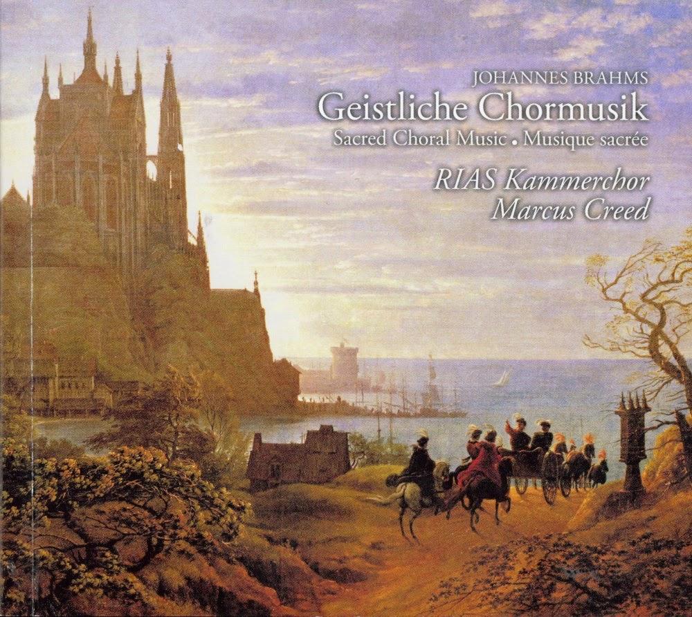 Mi Música Clásica: Brahms - Sacred Choral Music - RIAS