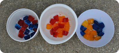 secondary colors activity