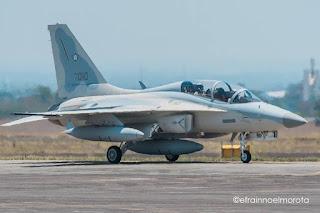 Jet Tempur FA-50PH