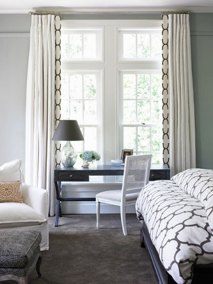 Designing Home: Current trends in window treatments